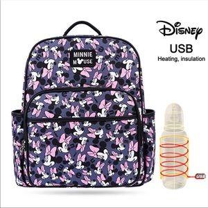 Disney Mommy Diaper Backpack/Bottle Warmer.